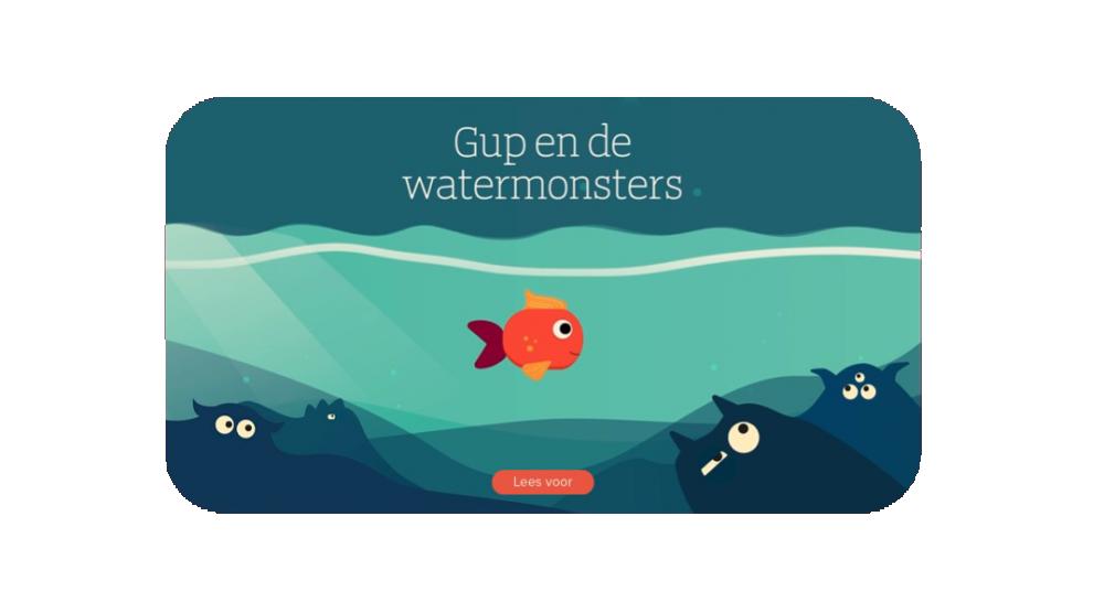 Gupendewatermonsters